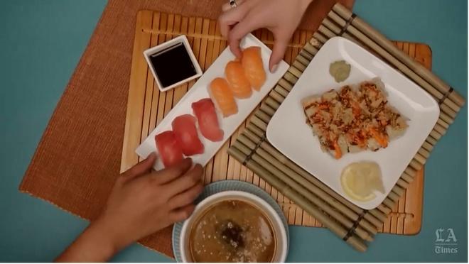 7 thao tac sai lam khi an sushi hinh anh