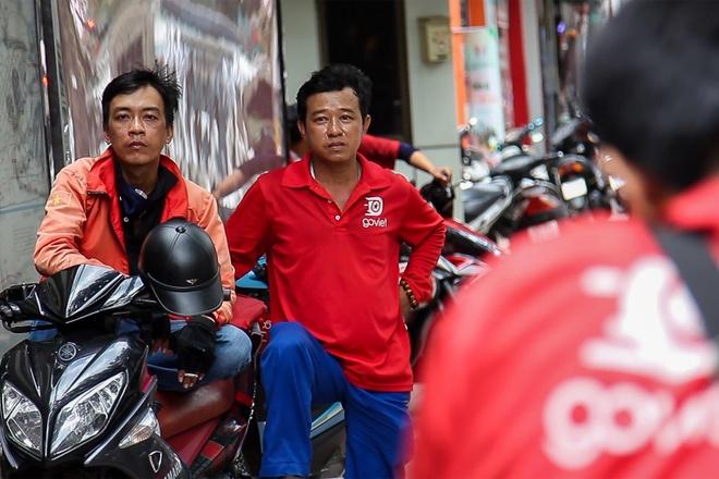 Tai xe Go-Viet: 'Nghi viec luon neu khong quay ve chinh sach cu' hinh anh