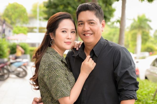 Thanh Thuy doi ly hon dao dien Duc Thinh vi ngu ngay hinh anh