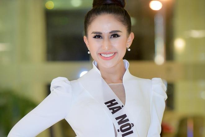 Bong hong lai Nguyen Diana: 'Bat ngo khi chien thang nhieu thu thach' hinh anh