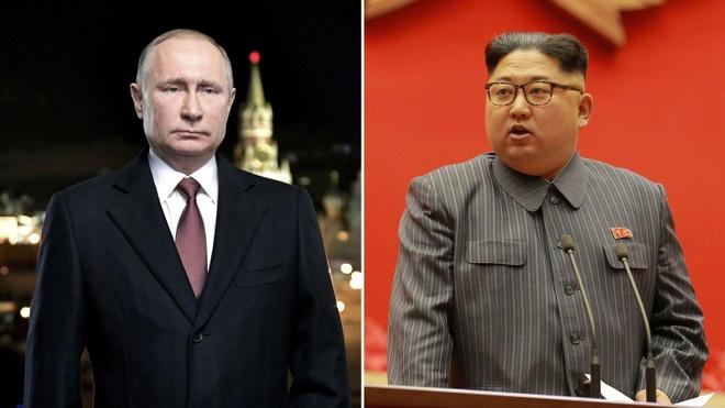 Ong Kim 'len chuyen tau dac biet ngay 23/4' toi gap Tong thong Putin hinh anh 1