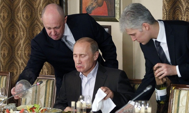 'Dau bep cua Putin' - ty phu quyen luc o Kremlin hinh anh 1