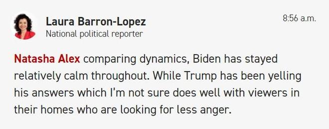 Trump - Biden buoc vao buoi 'so gang' dau tien anh 8