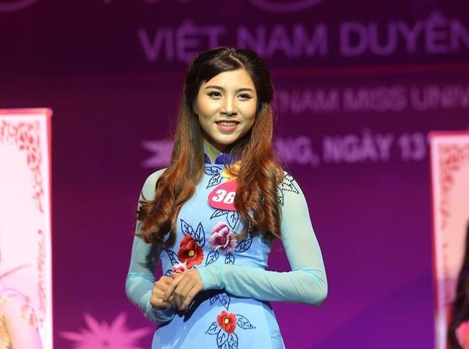 10 guong mat vao chung ket Nu sinh vien Viet Nam duyen dang hinh anh 5
