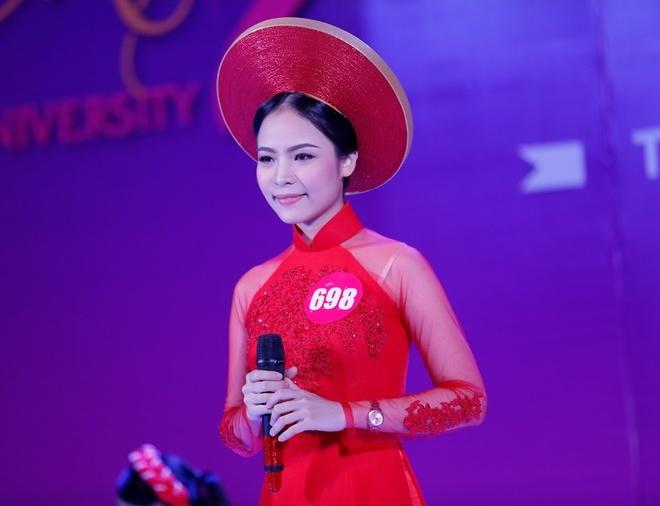 10 guong mat vao chung ket 'Nu sinh Viet Nam duyen dang' hinh anh 2