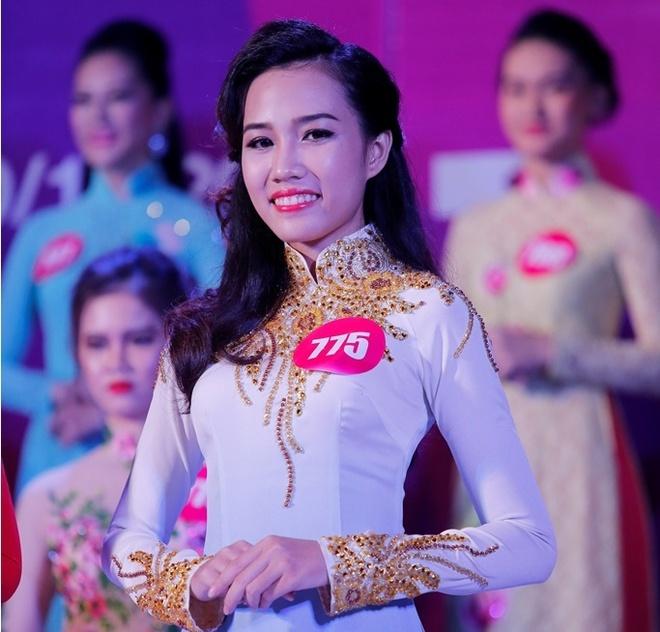 10 guong mat vao chung ket 'Nu sinh Viet Nam duyen dang' hinh anh 8