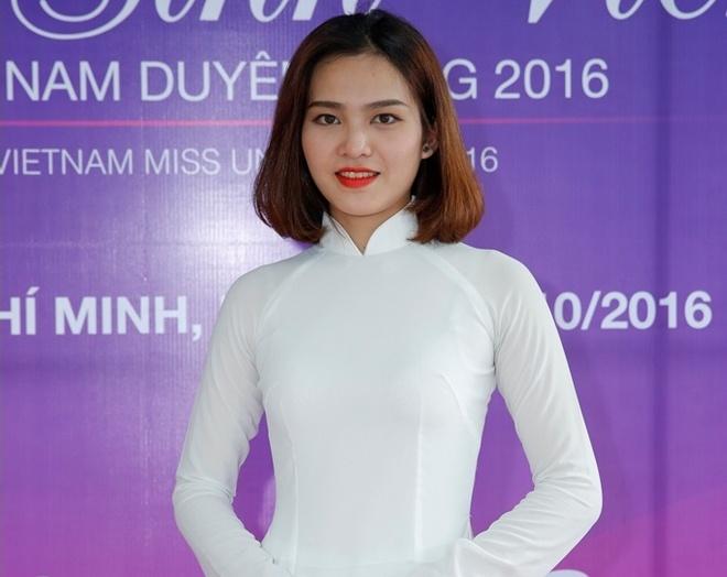 10 guong mat vao chung ket 'Nu sinh Viet Nam duyen dang' hinh anh 3