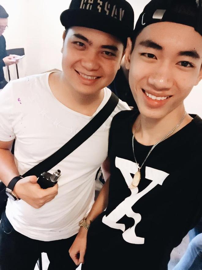 Chang trai dem dan tai nang Soc Trang anh 2