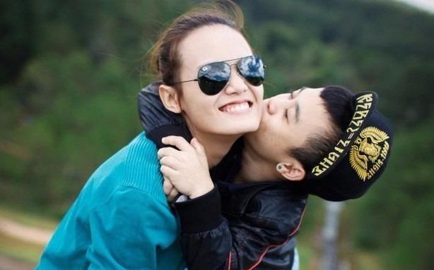 Chu lun Tran Xuan Tien va ban gai cao 1,78 m da chia tay hinh anh