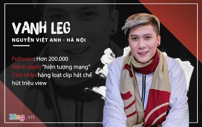 Vanh Leg: 'Toi che nhac khong phai de noi tieng' hinh anh 1