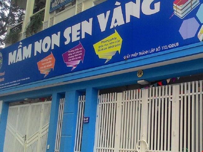 Vu mam non Sen Vang: Hai co giao co the bi phat toi 7 nam tu hinh anh