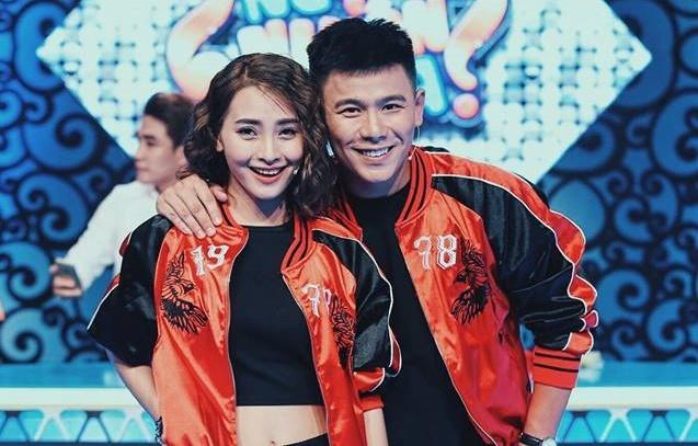 MC Mu Tat lam clip ke chuyen tinh yeu voi Tran Anh Huy hinh anh 2