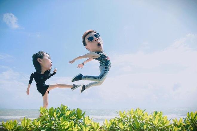 MC Mu Tat lam clip ke chuyen tinh yeu voi Tran Anh Huy hinh anh 4