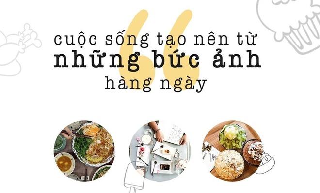 Co gai Food Reviewer noi tieng Ha Noi anh 2