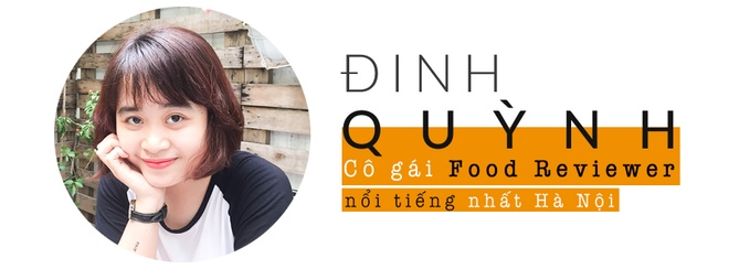 Co gai Food Reviewer noi tieng Ha Noi anh 1