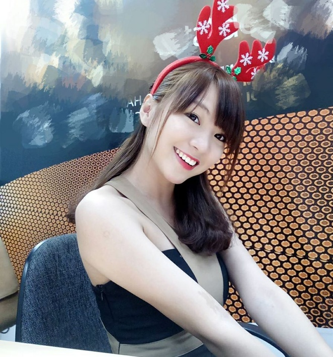 nu sinh cover Noi nay co anh anh 7