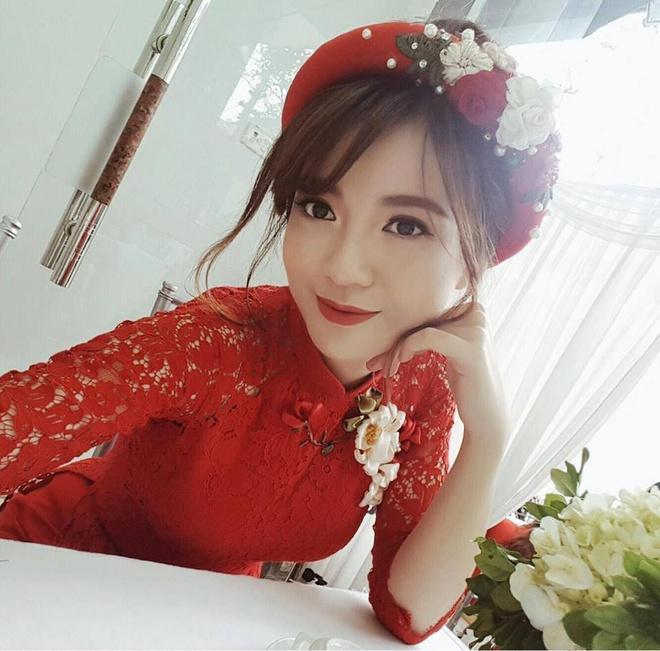hot girl Tu Linh an hoi anh 3