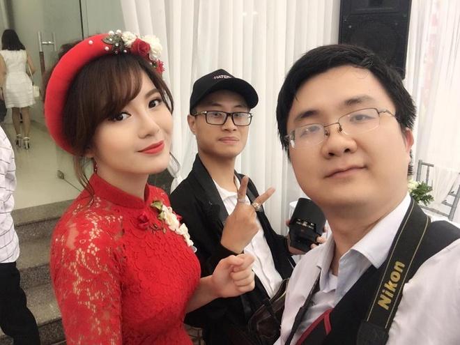hot girl Tu Linh an hoi anh 1