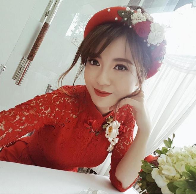hot girl Tu Linh an hoi anh 13