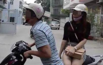 'Soai ca SH' dan ban gai di an quyt 200.000 dong: Lam on dung song ao hinh anh
