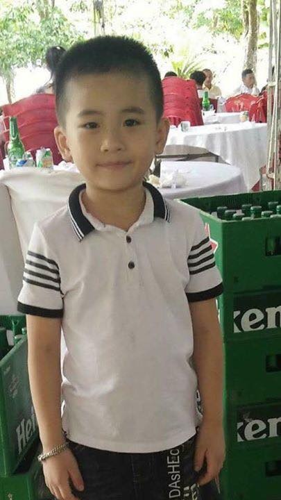 Treo thuong cho ai tim thay be trai 6 tuoi mat tich o Quang Binh hinh anh 2