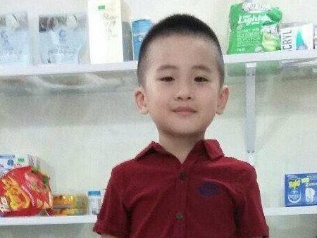 Treo thuong cho ai tim thay be trai 6 tuoi mat tich o Quang Binh hinh anh