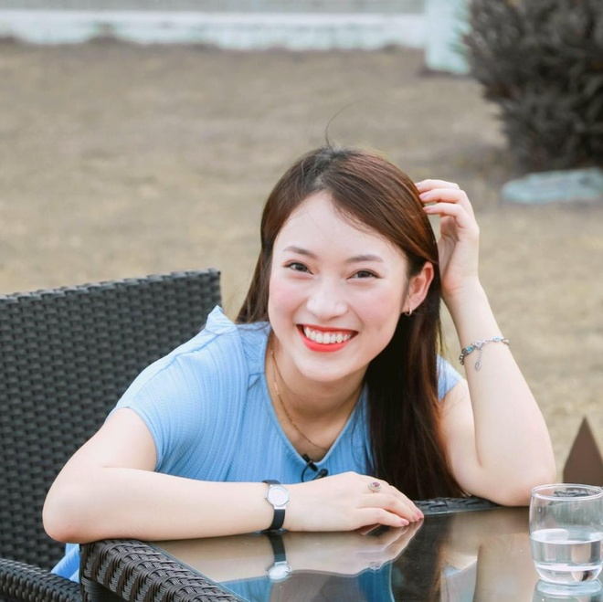 Khanh Vy tro thanh MC hai chuong trinh moi tren VTV hinh anh 6