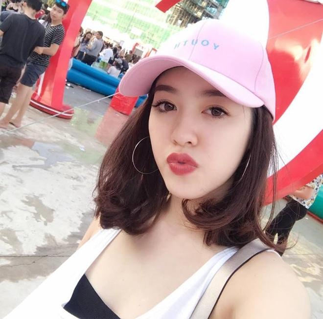 hot girl Hoc vien Hang khong Viet Nam anh 10