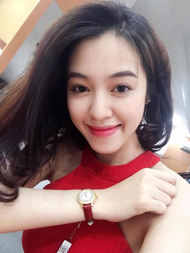hot girl Hoc vien Hang khong Viet Nam anh 11