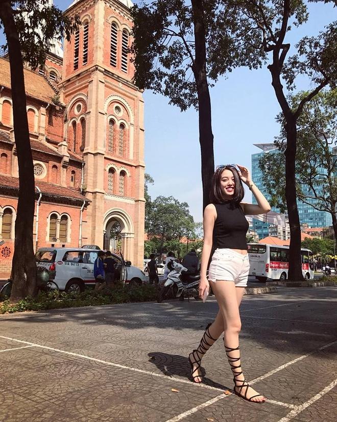 hot girl Hoc vien Hang khong Viet Nam anh 9