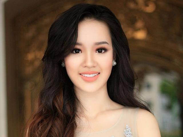 'Tieu doi truong xinh dep' du thi Hoa hau Hoan vu Viet Nam 2017 hinh anh