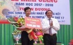 Quang Tri: Tuyen duong quan quan Olympia nam 2017 Nhat Minh hinh anh