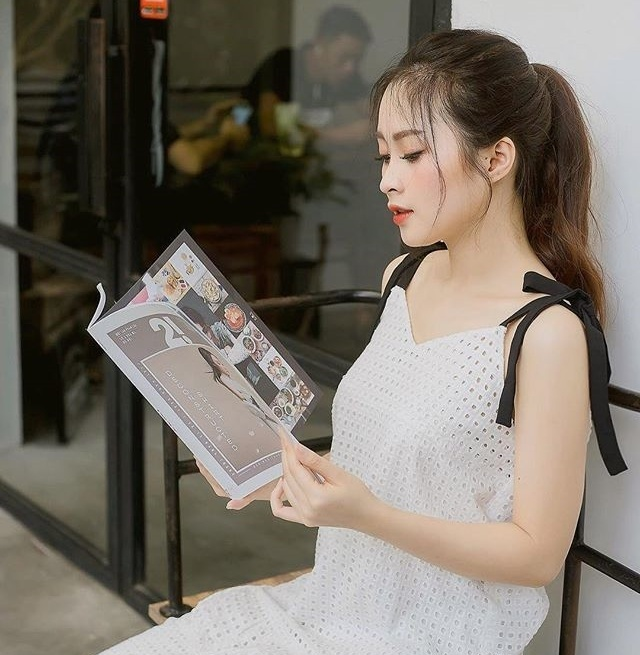 Nu sinh truong ky thuat duoc vi nhu hot girl trong lop toan nam hinh anh 6