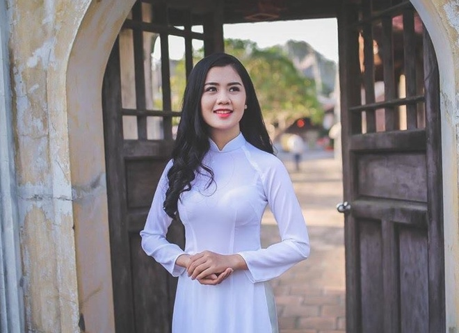 Hoa khoi Dai hoc Vinh sap tro thanh vo cau thu Que Ngoc Hai hinh anh 2
