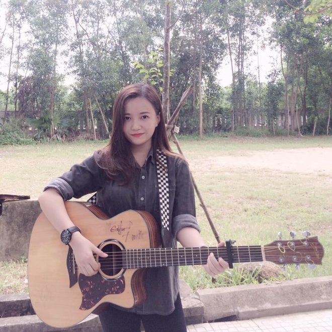 9X cover bai hat Song pho tu tho Xuan Quynh anh 3