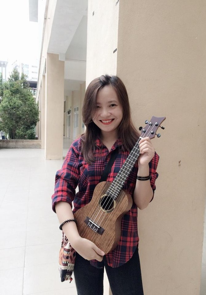 9X cover bai hat Song pho tu tho Xuan Quynh anh 6