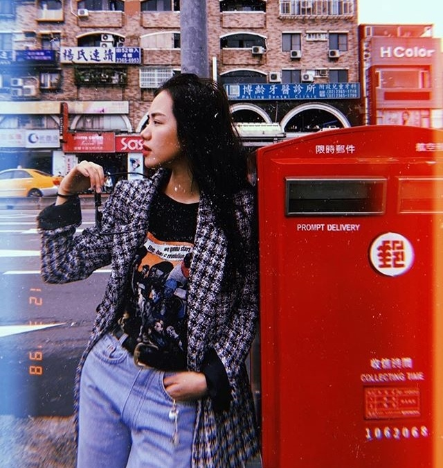 Ban co biet hot girl nao dang 'khuay dao' mang xa hoi Viet? hinh anh 6