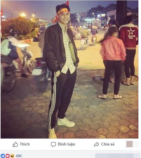 Nam CDV duoc nhan xet dep trai khong kem cau thu U23 Viet Nam hinh anh 1