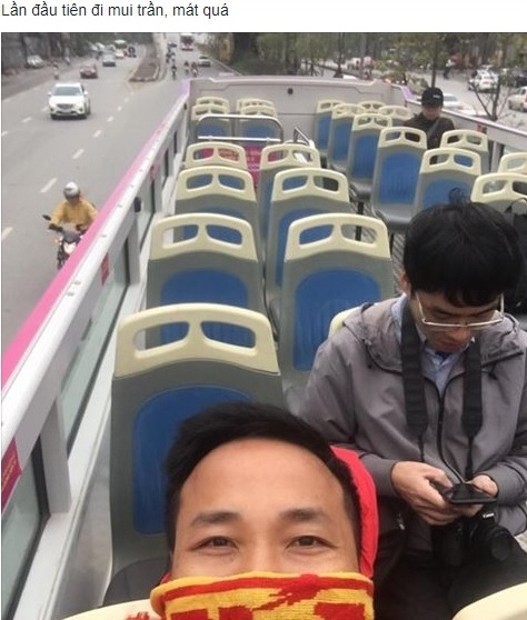 Mang xa hoi ngap tran sac do chao don U23 Viet Nam tro ve hinh anh 7