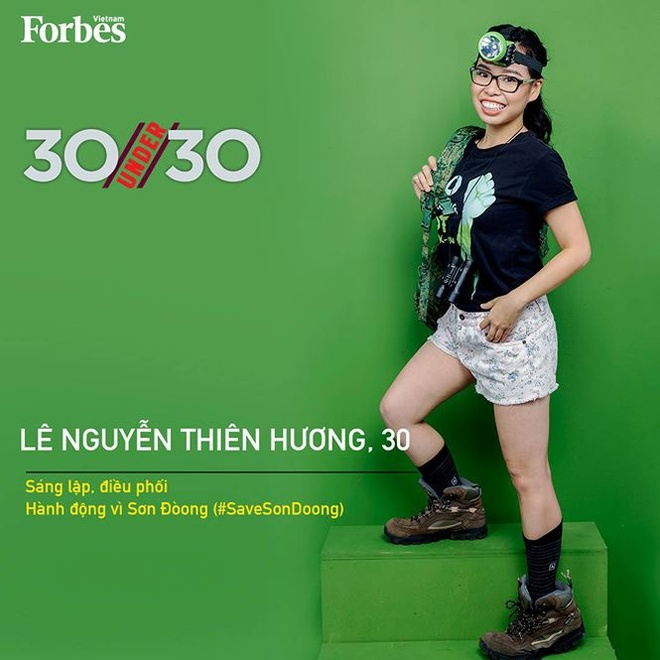 Forbes 30 Under 30 anh 3
