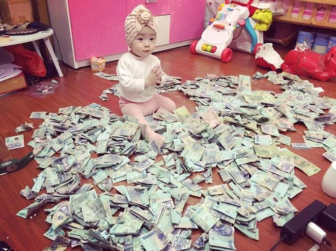 Man dap lon toan 500.000 dong da mat mung sinh nhat con 1 tuoi hinh anh 1