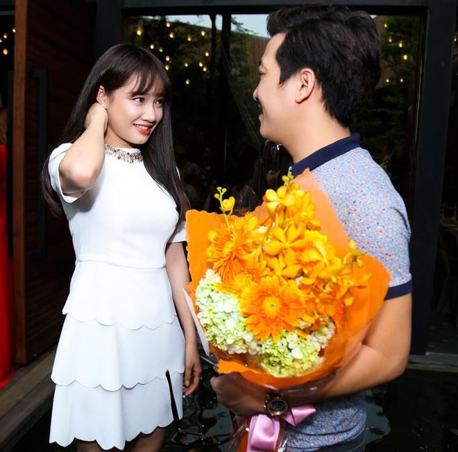 Nha Phuong nguong khi Truong Giang to tinh giua hop bao hinh anh 3