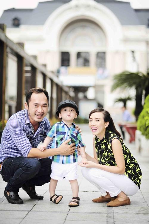 Thu Trang tu ti vi qua khu ngheo kho hinh anh 3