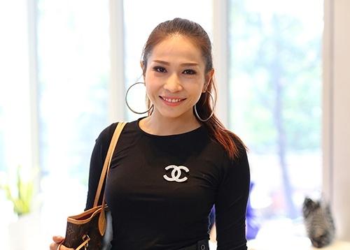 Dien vien Kha Nhu: 'Toi va Khuong Ngoc moi yeu nhau' hinh anh