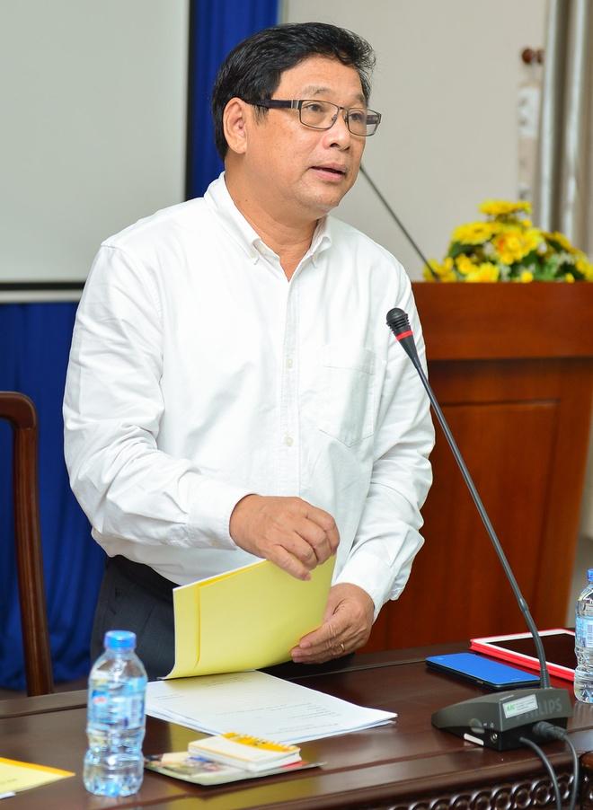 'Duong sach se thuc su la noi ton vinh van hoa doc' hinh anh 2 Ông Lê Hoàng nhiều năm gắn bó với ngành xuất bản.