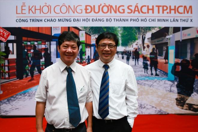 Khoi cong duong sach TP HCM hinh anh 3