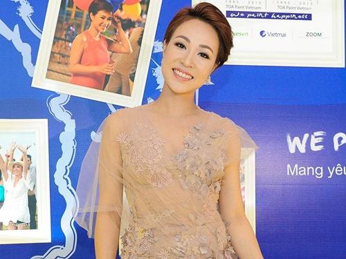 Uyen Linh: 'Du giau cung khong cho con thua huong dong nao' hinh anh