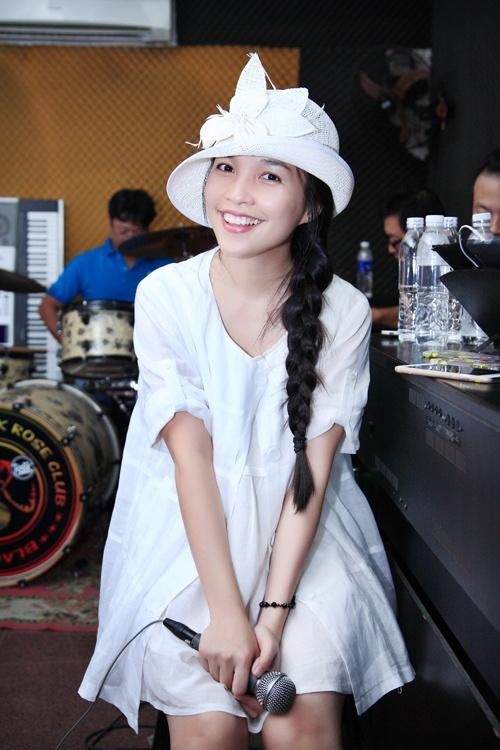 Hien Thuc khong con ban tam chuyen qua khu voi Tuan Thang hinh anh 2