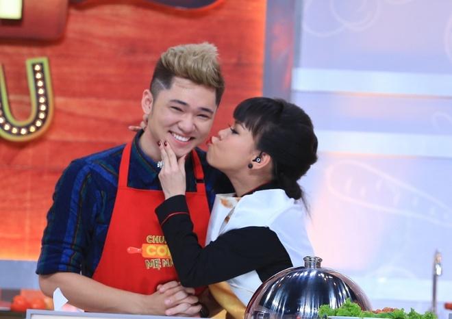 Viet Huong het loi khen ngoi hot boy Bao Kun hinh anh
