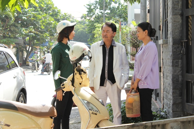 Be An 'Dat phuong Nam' nghien ngap trong phim hinh su hinh anh 1